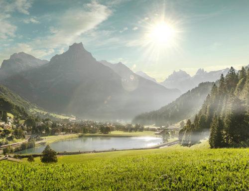 Exklusiv in der der Schweiz: make!sense meetings in Engelberg
